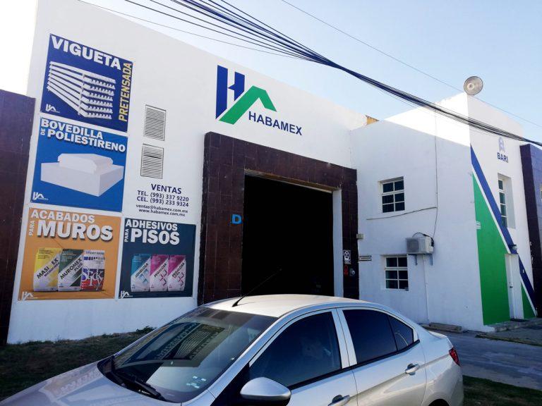 Centro de distribución habamex